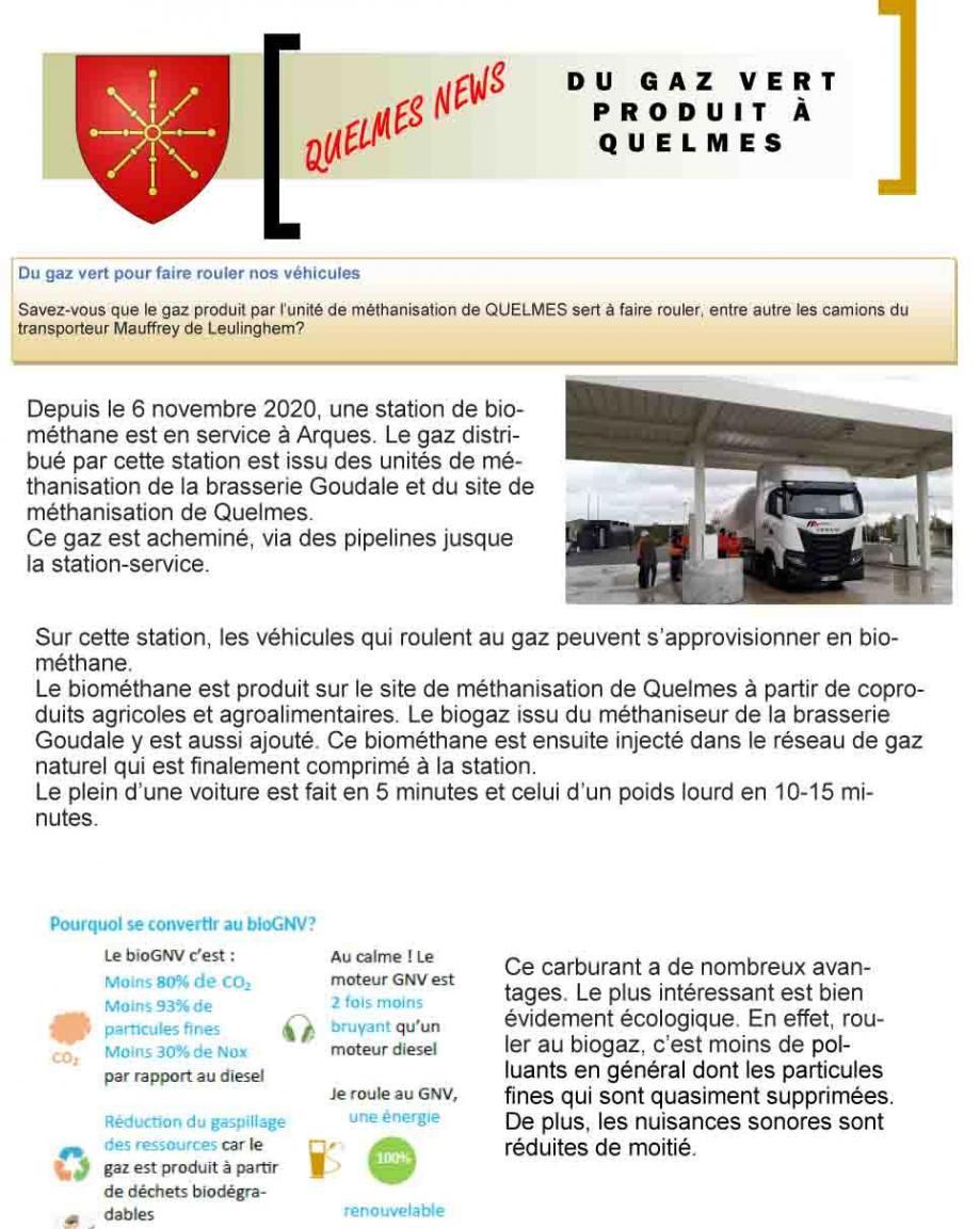 Biogaz de quelmes 1