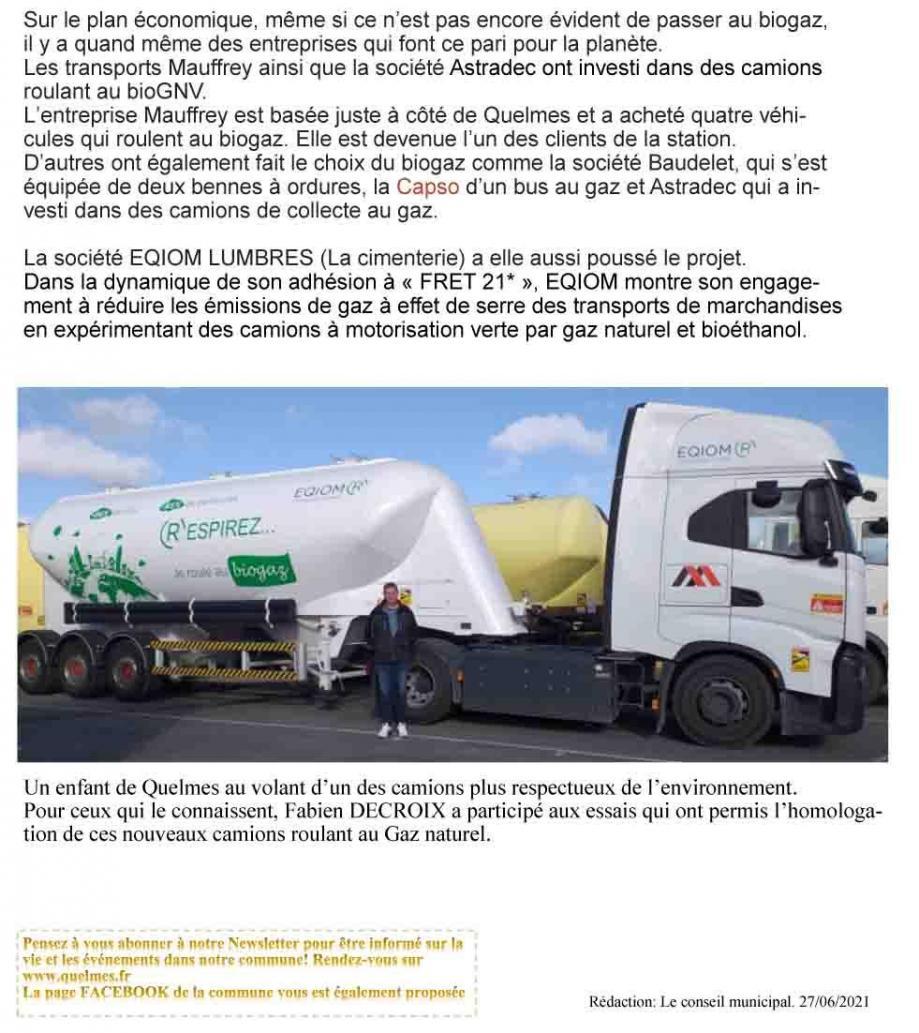 Biogaz de quelmes 3