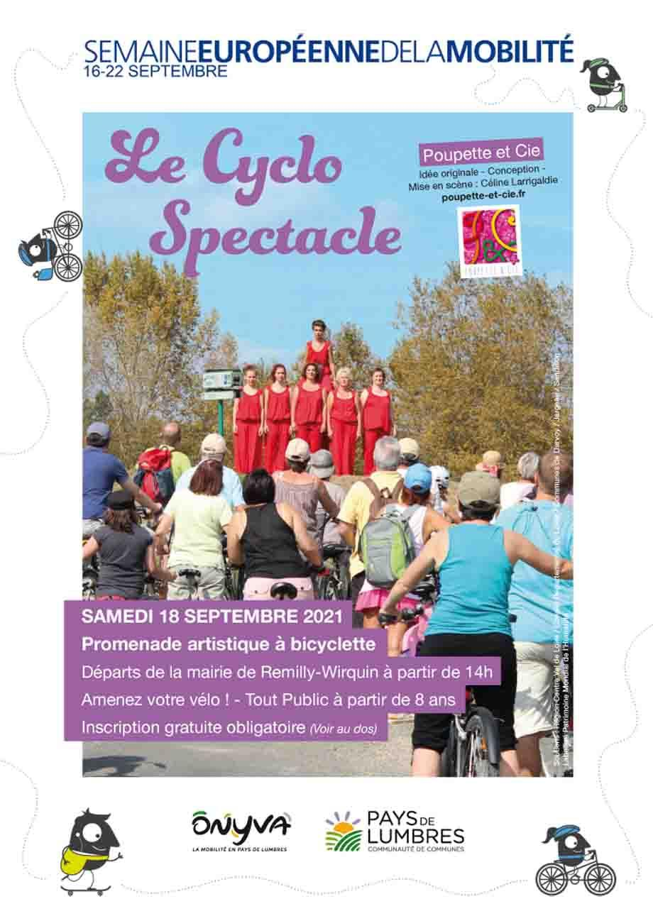 Le cyclo spectacle