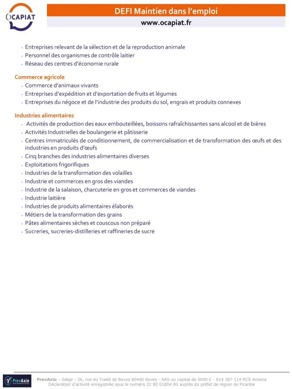 Presentation defi maintien 140121 3