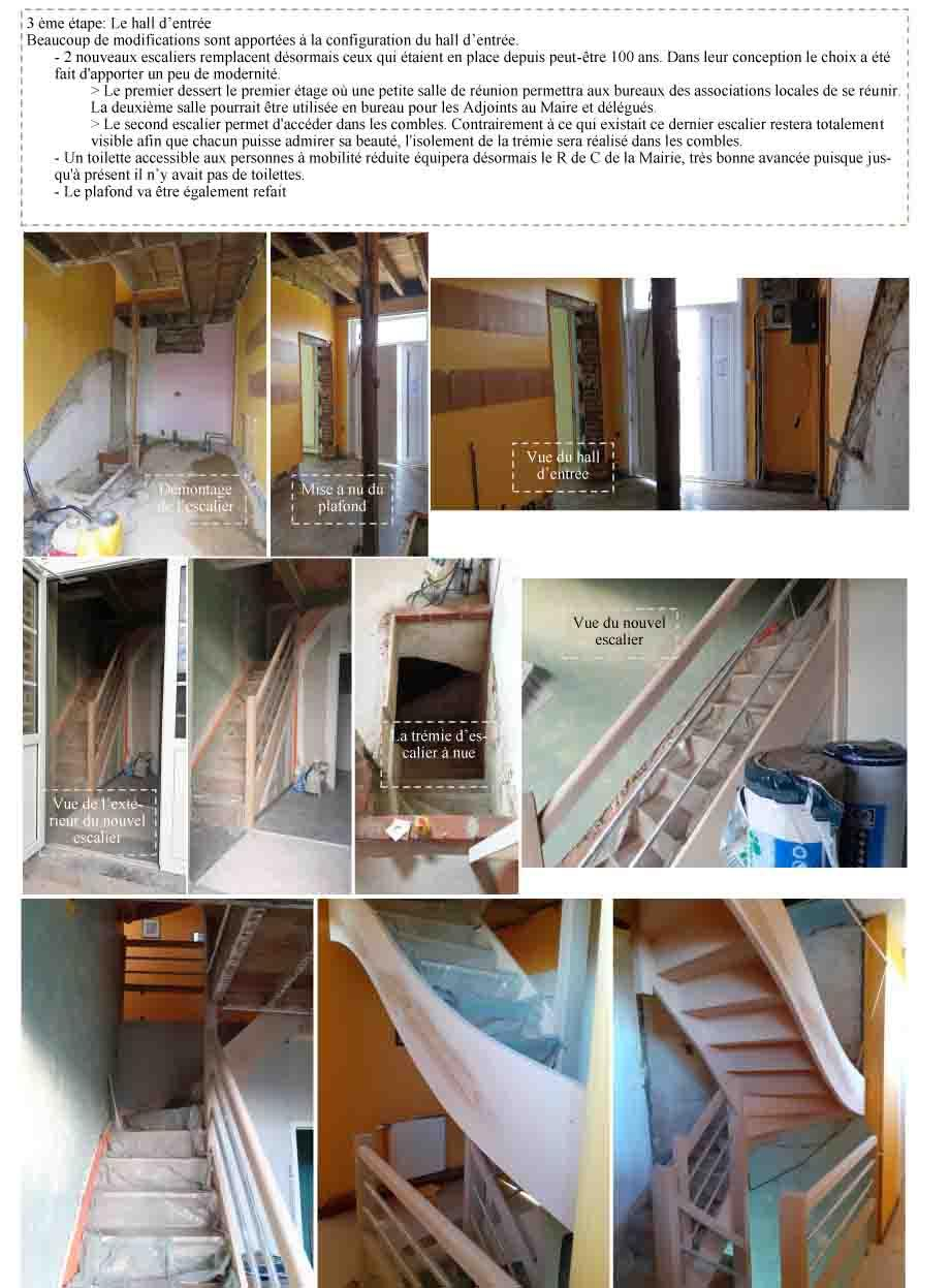 Travaux renovation mairie 3